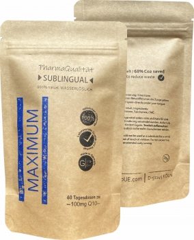 MAXIMUM Q10-granulat - Refill pack 60 days
